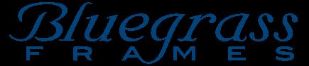 Bluegrass Frames logo